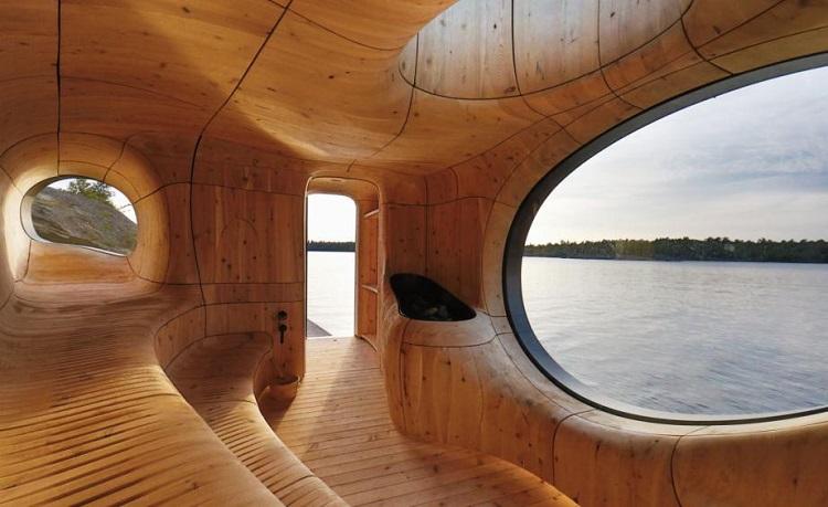 Sauna terpaija