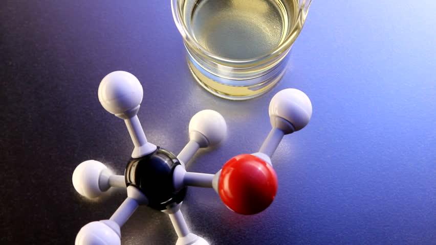 Dejstvo etanola