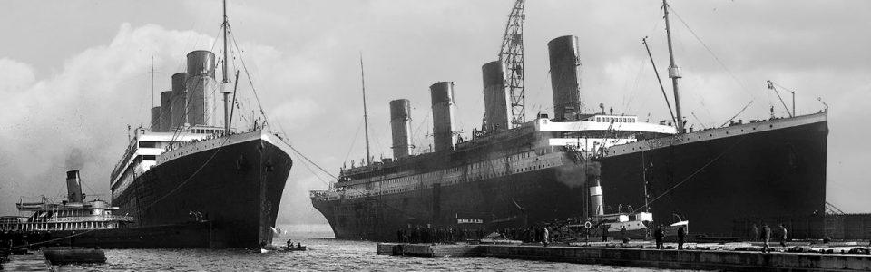 Medicinska sestra koja je preživela katastrofu Titanika, Britanika i Olimpika
