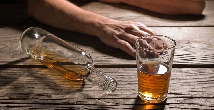 vrste alkoholičara