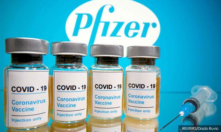 Neželjena dejstva vakcine Pfizer-BioNTech